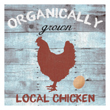 Organically Grown Posters