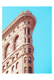 Flat Iron Curves 1 Posters