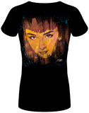 Juniors: Stephen Fishwick- Audrey Too T-Shirt by Stephen Fishwick