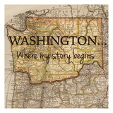 Story Washington Posters