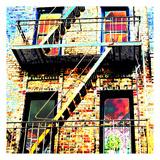Colorful Life Brooklyn Prints