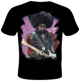 Stephen Fishwick- Jimi T-shirts by Stephen Fishwick