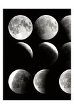Moon Phase 1 Plakater