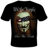 Daveed Benito- We the People T-Shirt by Daveed Benito