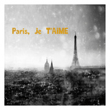 Paris Je Aime Enlight Art