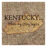 Story Kentucky Prints