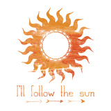 Follow The Sun Poster