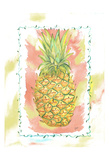 Pinapple Party Poster