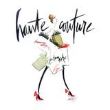 Haute Couture 2 Print