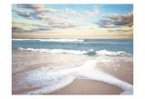 Splitting Waves - Art Print