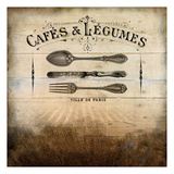 Cafe And Legumes Posters