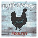 Free Range Poultry Prints