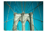 Brooklyn Aqua Prints