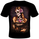 Daveed Benito- DOD Lace T-Shirt