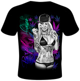 Daveed Benito- Purple Haze T-shirts by Daveed Benito