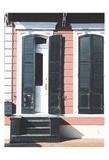 NOLA Doors 1 Print
