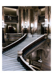Grand Stairs Poster