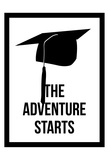 The Adventure Starts Poster