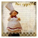 Bon Appetit 1 Prints