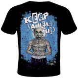 Stephen Fishwick- Keep Ya Head Up T-shirts