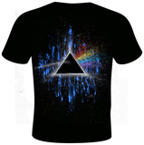 Stephen Fishwick- Dark Side of the Moon T-shirts by Stephen Fishwick