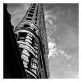 Beneath Flatiron Building Art