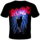 Stephen Fishwick- Thunderstruck T-shirts by Stephen Fishwick