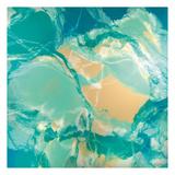 Ocean Floor Print