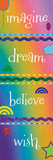 Kid Imagine Rainbow Prints