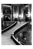 BW Grand Stairs Prints