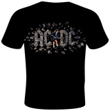 Stephen Fishwick- Those About to Rock T-shirts
