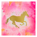 Unicorn Square 1 Print