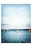 Seaview Painted Sailboats Posters