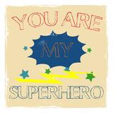 My Hero Plakater