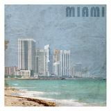 Miami Beach Plakater