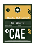 CAE Columbia Luggage Tag II Prints by  NaxArt