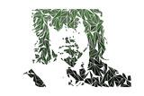 Rambo Kunst von Cristian Mielu