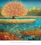 Jewel River Plakaty autor Melissa Graves-Brown