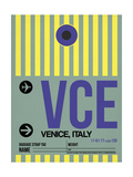 VCE Venice Luggage Tag I Posters by  NaxArt
