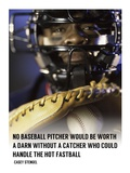 Catcher Posters by  Sports Mania