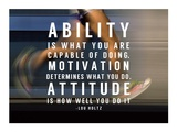Ability Prints by  Sports Mania