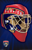 NHL: Florida Panthers- Mask 16 Prints