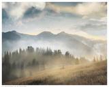 Amazing Mountain Landscape Ii. Prints