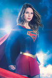 Supergirl- Bright New Day Poster