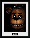 Five Nights at Freddys - Fazbear Stampa del collezionista