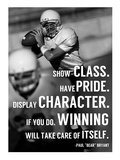 Show Class Prints by  Sports Mania