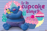 Trolls- Cupcakes Posters
