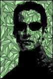 Neo Matrix Poster von Cristian Mielu