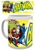 DC Comics - Batman Christmas Mug Taza