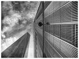 Perspective On Freedom Tower Posters af Stéphane Graciet